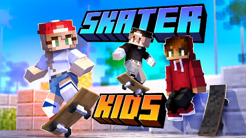 Skater Kids on the Minecraft Marketplace by Yeggs