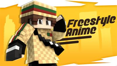 Freestyle Anime on the Minecraft Marketplace by Glowfischdesigns