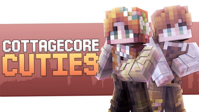 Cottagecore Cuties on the Minecraft Marketplace by Vertexcubed