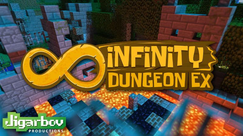 Infinity Dungeon EX on the Minecraft Marketplace by Jigarbov Productions