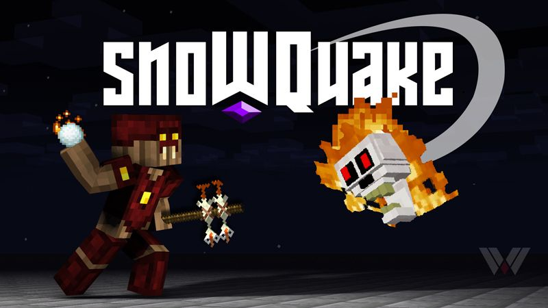 SnowQuake on the Minecraft Marketplace by Wandering Wizards