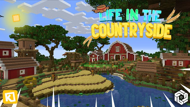 Life in the CountrySide on the Minecraft Marketplace by Kuboc Studios