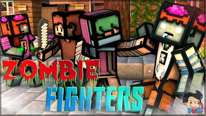 Zombie Fighters on the Minecraft Marketplace by Duh