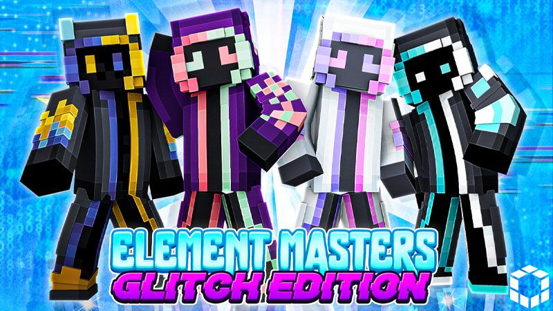 Element Masters Glitch Edition on the Minecraft Marketplace by UnderBlocks Studios