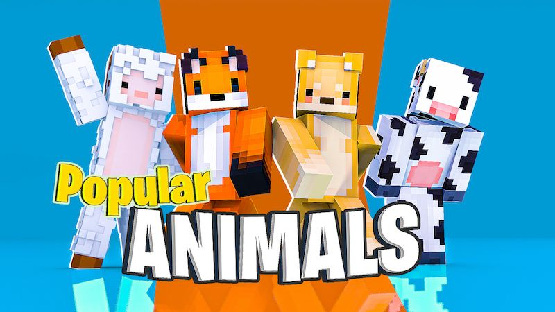 Popular Animals on the Minecraft Marketplace by DogHouse