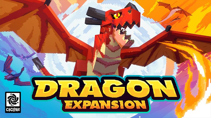 Dragon Expansion on the Minecraft Marketplace by Cyclone