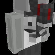 Stealth Robot Jetpack