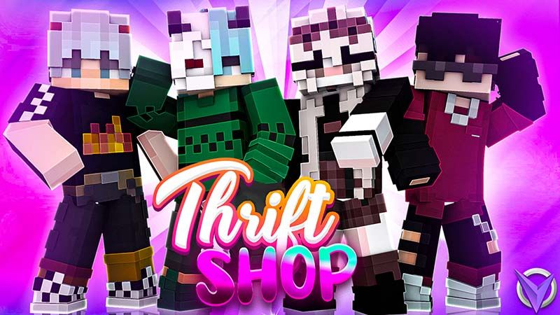 Thrift Shop on the Minecraft Marketplace by Team Visionary