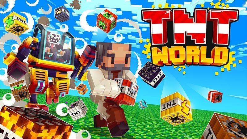 TNT World on the Minecraft Marketplace by Kubo Studios