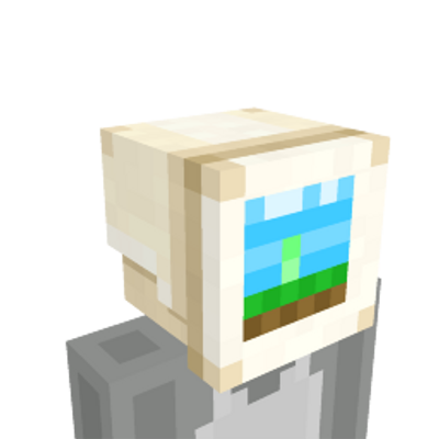 Mine Head on the Minecraft Marketplace by 57Digital