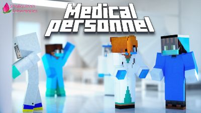 Medical Personnel on the Minecraft Marketplace by Shaliquinn's Schematics