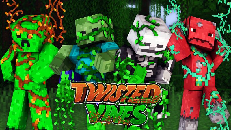 Twisted Vines on the Minecraft Marketplace by 57Digital