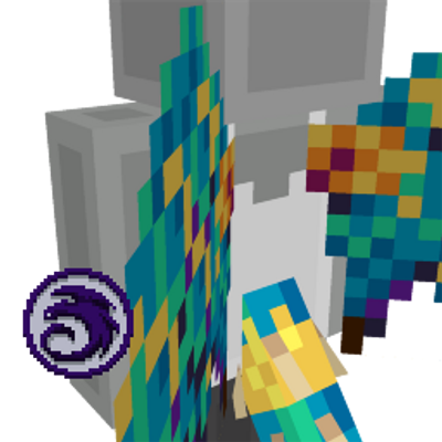 Stormfly WingsTail on the Minecraft Marketplace by Gamemode One