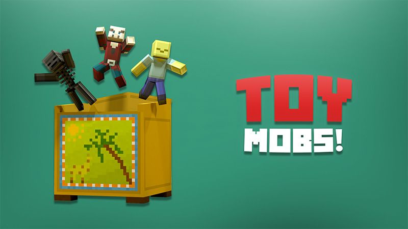 Toy Mobs on the Minecraft Marketplace by Aurrora
