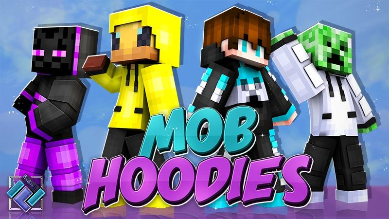 Mob Hoodies on the Minecraft Marketplace by PixelOneUp
