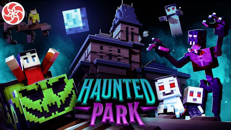 Haunted Park on the Minecraft Marketplace by Everbloom Games
