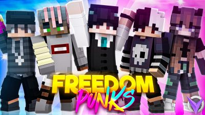 Freedom Punks on the Minecraft Marketplace by Team Visionary
