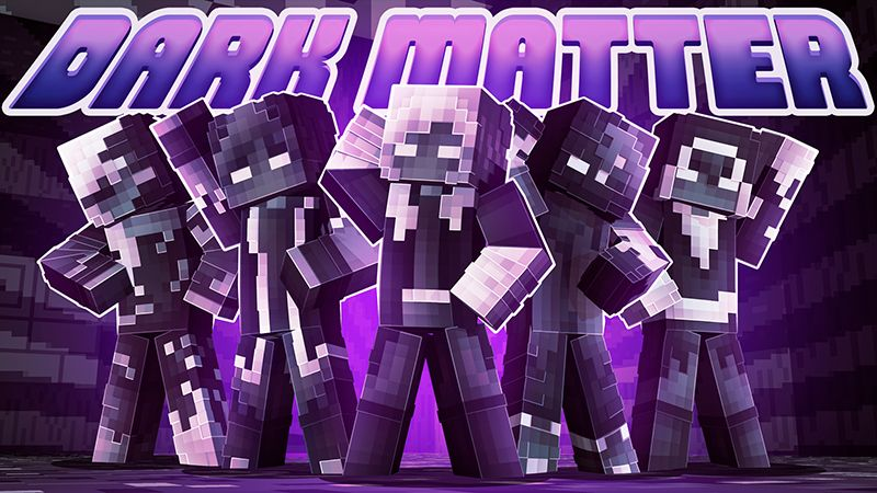 Dark Matter on the Minecraft Marketplace by Dig Down Studios