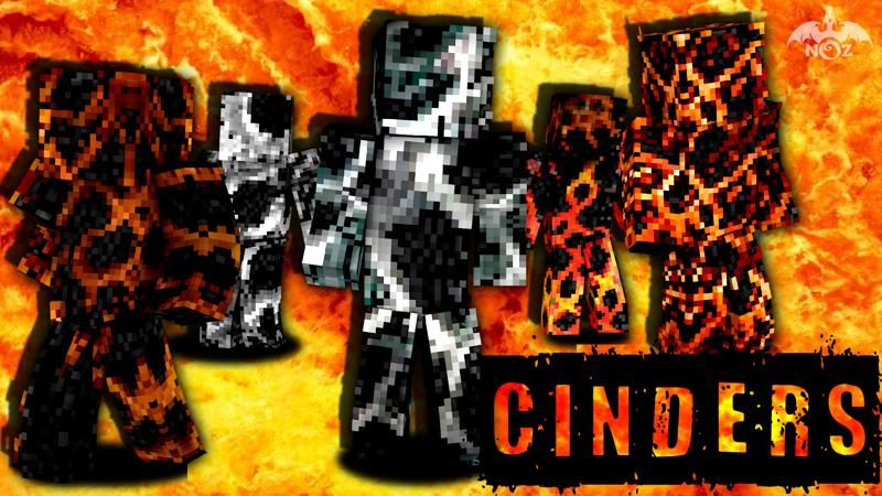 Cinders on the Minecraft Marketplace by Dragnoz