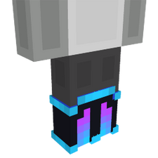 Cyber Boots on the Minecraft Marketplace by Impulse