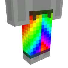 Rainbow Pants on the Minecraft Marketplace by Cleverlike