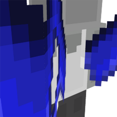 Overlord Wings Blue on the Minecraft Marketplace by Sova Knights