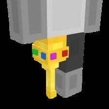 Golden Leg on the Minecraft Marketplace by Maca Designs