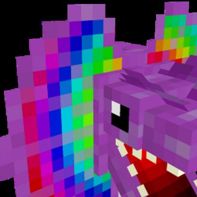 Dilophosaurus Dinosaur on the Minecraft Marketplace by MobBlocks