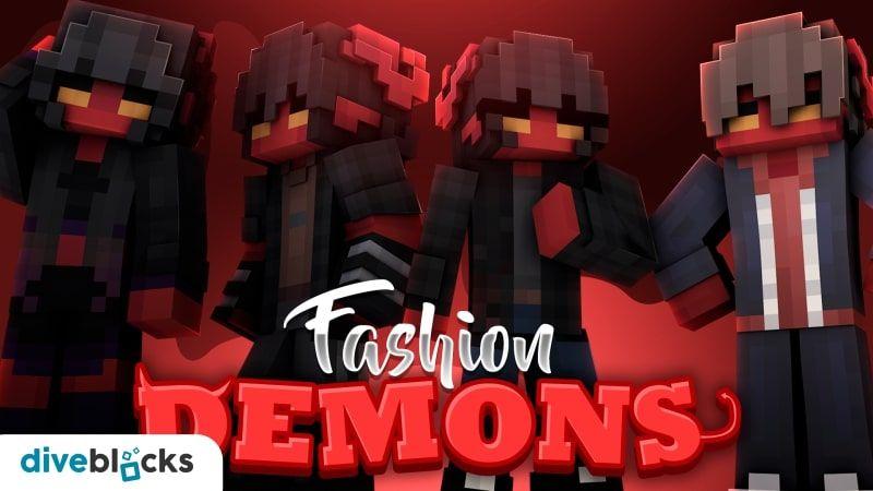 Fashion Demons on the Minecraft Marketplace by Diveblocks