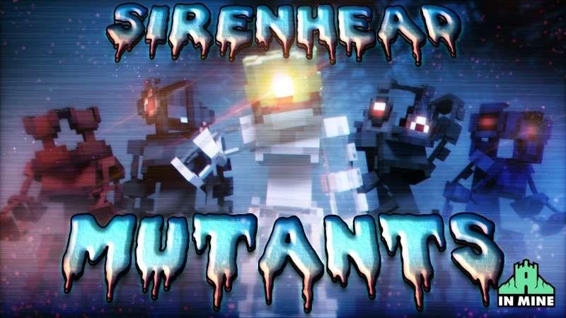 Sirenhead Mutants on the Minecraft Marketplace by In Mine
