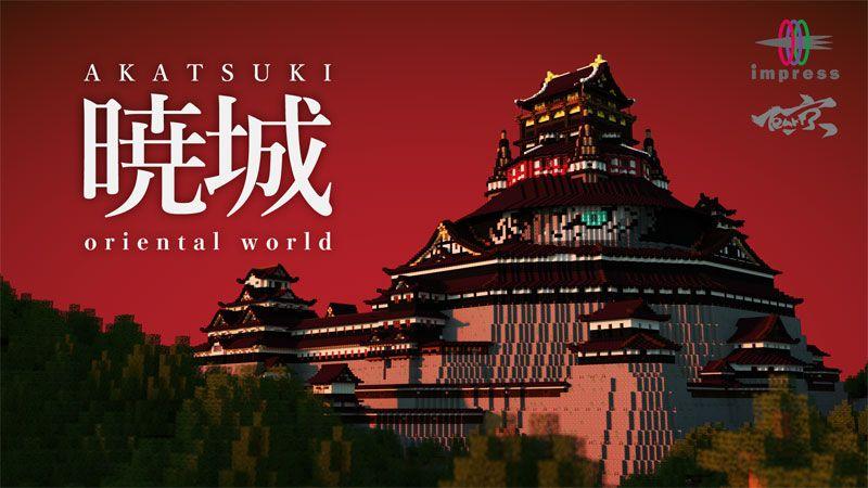 AKATSUKI Samurai Dominion on the Minecraft Marketplace by Impress