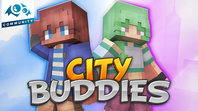 City Buddies on the Minecraft Marketplace by Monster Egg Studios