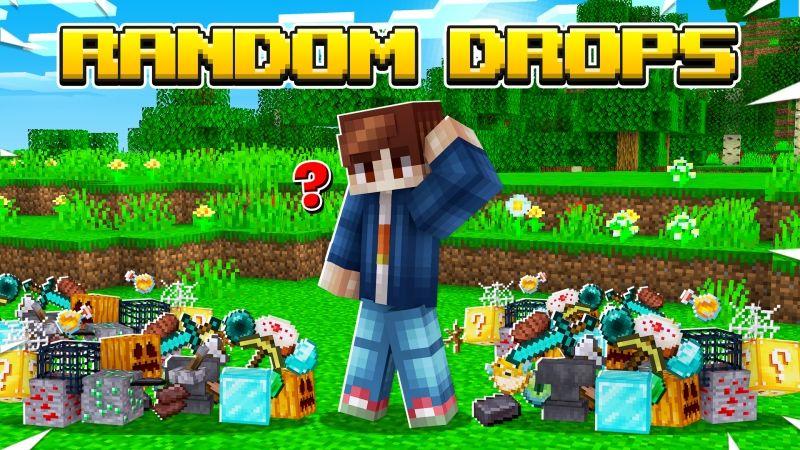 Random Drops on the Minecraft Marketplace by Fall Studios