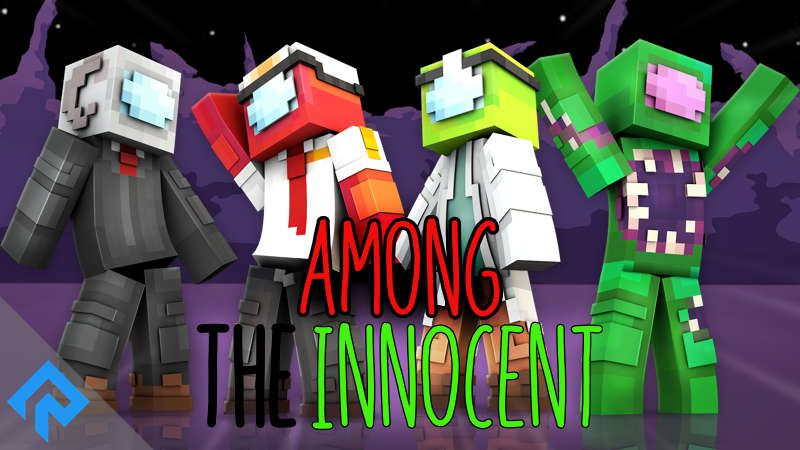 Among The Innocent on the Minecraft Marketplace by RareLoot