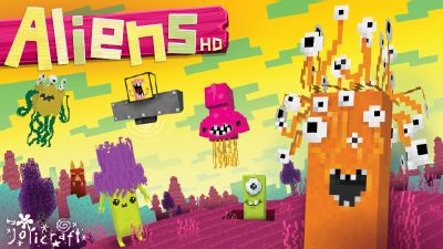 Jolicrafts Aliens HD on the Minecraft Marketplace by Jolicraft