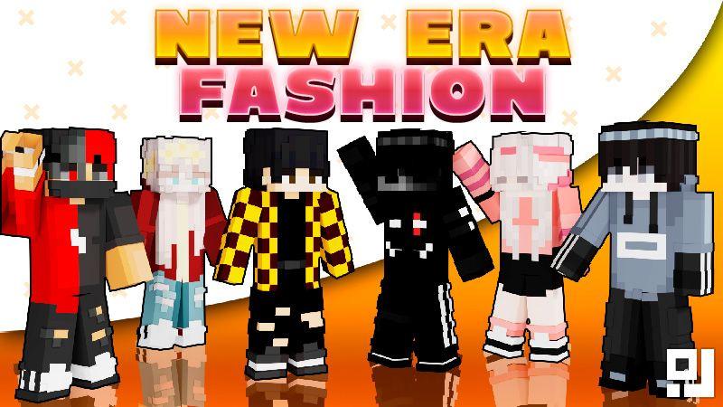 New Era Fashion on the Minecraft Marketplace by inPixel