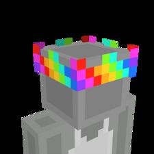 Rainbow Crown