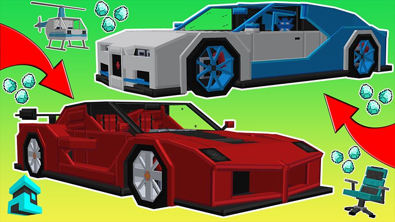 Millionaires Club on the Minecraft Marketplace by Project Moonboot