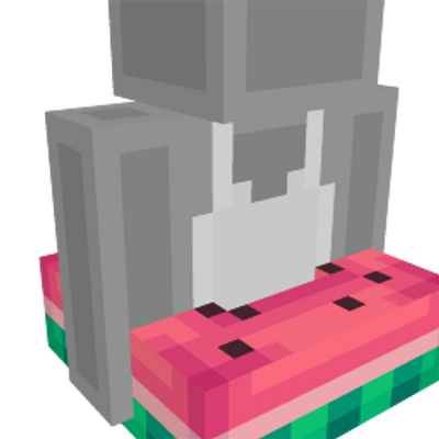 Watermelon Float on the Minecraft Marketplace by Paragonia