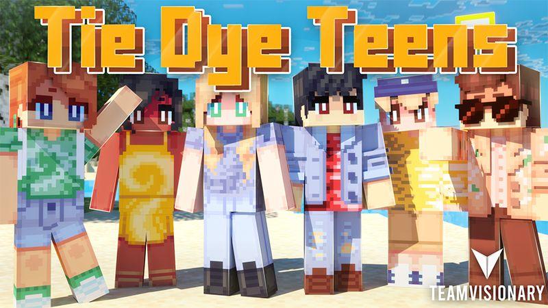 Tie Dye Teens