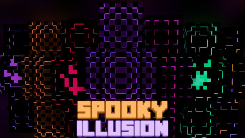 Spooky Illusion on the Minecraft Marketplace by Pixelationz Studios