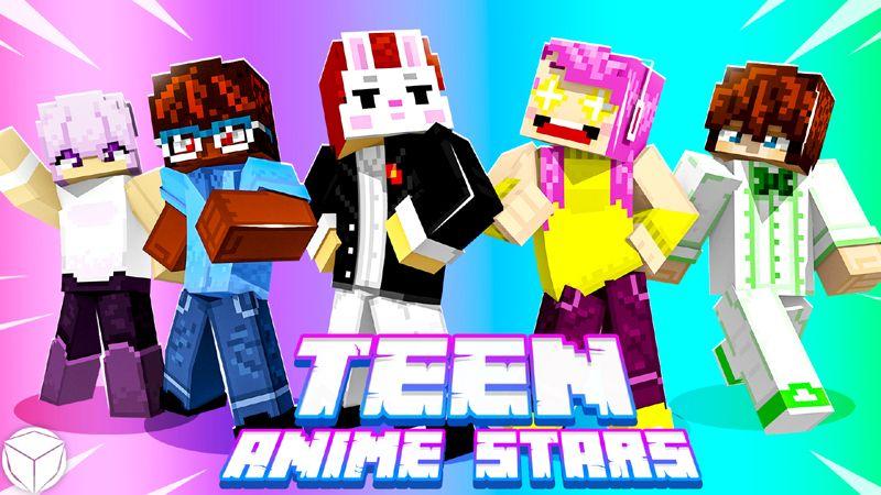 Teen Anime Stars on the Minecraft Marketplace by Logdotzip