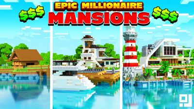 Epic Millionaire Mansions on the Minecraft Marketplace by inPixel