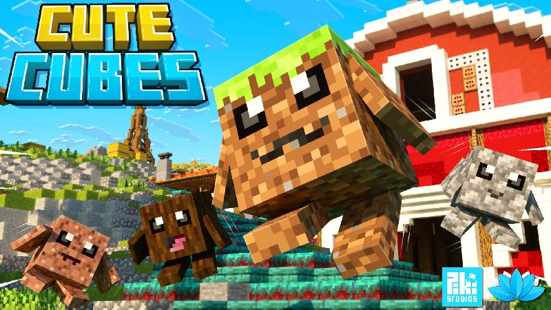 Cute Cubes on the Minecraft Marketplace by Piki Studios