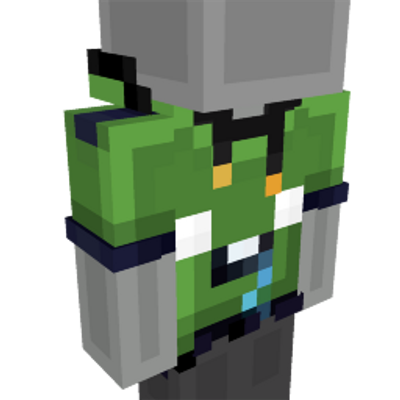 Zombie Hoodie on the Minecraft Marketplace by Glowfischdesigns