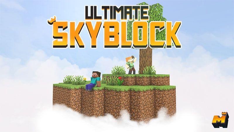 Ultimate Skyblock on the Minecraft Marketplace by Mineplex
