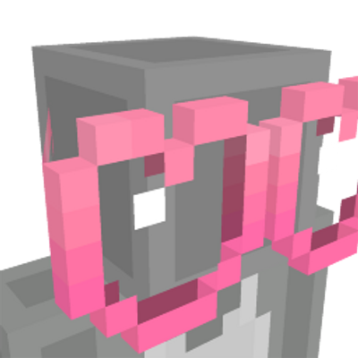 Big Heart Glasses on the Minecraft Marketplace by Polymaps