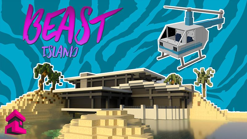 Beast Island on the Minecraft Marketplace by Project Moonboot