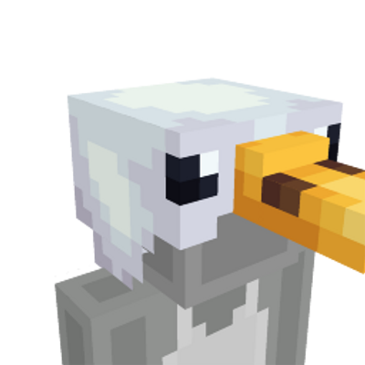 Duck Hat on the Minecraft Marketplace by Hourglass Studios