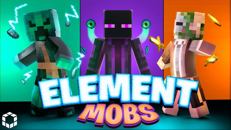 Element Mobs on the Minecraft Marketplace by UnderBlocks Studios